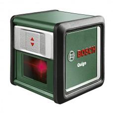 Нивелир лазерный BOSCH QUIGO с держателем