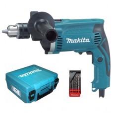 Makita HP1630 KX1 Дрель Ударная