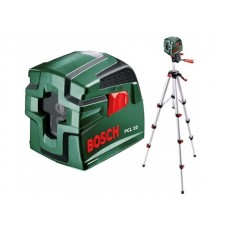 BOSCH PCL 10 Лазерный Нивелир +штатив