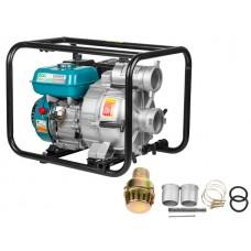 Мотопомпа бензиновая ECO WP-1303D (для загрязнённой воды, 4,8 кВт, 1300 л/мин ( 78 м3/час))