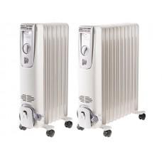 Радиатор Масляный Электрический 1500 Вт 7 секций Tермия H0715