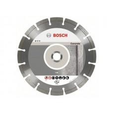 BOSCH Professional Алмазный Круг 125х22-23мм по Бетону