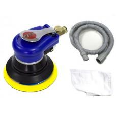 Пневмошлифмашина эксцентриковая ECO ASP10-150V с пылеотсосом