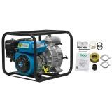 Мотопомпа Бензиновая ECO WP-1403D для Грязной Воды