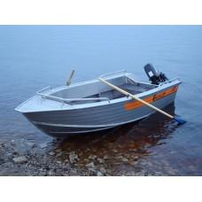Wellboat-42 Алюминиевая лодка
