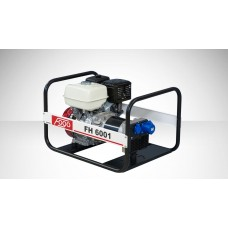 FOGO Бензогенератор FH6001 5,6 кВт
