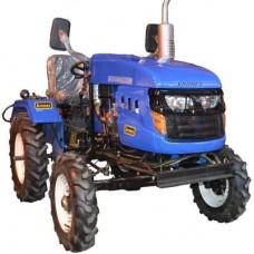 Krones RD150NT Минитрактор Дизельный с плугом и почвофрезой