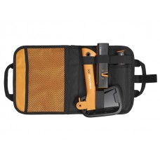 Fiskars X5 Топор туристический + нож + точилка (комплект в сумке)